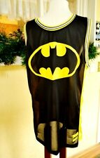 Batman Basketball Jersey Tank Top XL(46/48) DC Comics Fun Party Wear w/Shorts