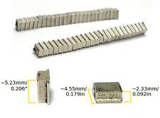 48pc TYCO 440-X2 440-X3! HO Slot Car RARE EARTH TRACTION MAGNET ONLY Factory OEM