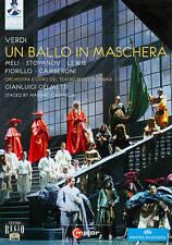 Un Ballo in Maschera (Teatro Regio di Parma) (Blu-ray Disc, 2013)