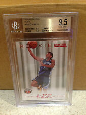 SKYBOX ROOKIE 2008 - 09 RED RUBY O.J MAYO  BGS 9.5  / 50 RARE SP