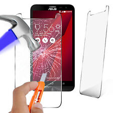"For Asus Zenfone 2 Laser ZE601KL - Genuine Tempered Glass Screen Protector (6"")"