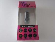 Gabba Goods GG-KAT-CG3 Kids Fitness Watch Activity Tracker. Clear/Sparkle New