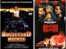BOULEVARD NIGHTS Y BLOOD IN BLOOD OUT DVD NEW