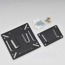 "Metal Wall Mount Fixed Bracket For Gotake LCD Monitor Screen 10"" 15"" 17"" 19"""