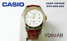 VINTAGE CASIO MTH-3008 ANALOGICO WR.100