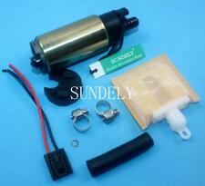 New Heavy Duty In-tank Fuel Pump & Install Kit For Toyota Corolla 1997-2001