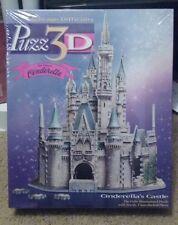 ( NIB ) Puzz 3D Walt  Disney's  Cinderella's Castle.