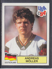 Panini - USA 94 World Cup - # 179 Andreas Moller - Deutschland (Black Back)
