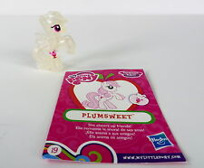 Plumsweet #19 Blind Bag Wave 14 MLP My Little Pony Friendship Is Magic FIM