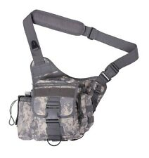 US ADVANCED Army Outdoor ACU SHOULDER HIP BAG Schulter tasche UCP AT Digital