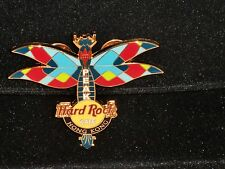 Hard Rock Cafe Hong Kong Peak  Dragonfly Guitar 2004 300 Limited.Edition Pin