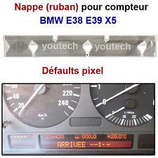 Nappe ruban connecteur ecran lcd compteur odb BMW E38 E39 X5 Range Rover