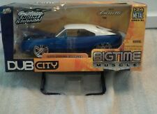 Jada Toys 1970 BigTime Muscle  Dodge Charger 1:24 Diecast Car