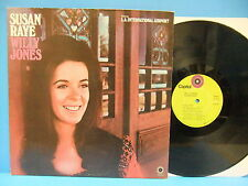 Susan Raye Willy Jones 1971 NM LP Capitol ST 736 L.A. Int Airport Buck Owens