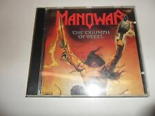 CD  The Triumph of Steel von Manowar