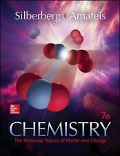 Chemistry : The Molecular Nature of Matter and Change by Patricia Amateis and Ma