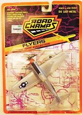 "Road Champs Flyers Diecast P-47  ""Lil Friend"" of 56th Fighter Group Mint on Card"