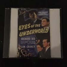 EYES OF THE UNDERWORLD DVD 1942 Richard Dix, Wendy Barrie, Lon Chaney Jr.
