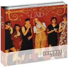 JAMES - LAID (LIMITED DELUXE EDITION) 2 CD NEW+