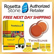 Rosetta Stone® 1 2 3 4 5 ENGLISH US/AMERICAN HOMESCHOOL