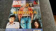 ZZ- REVISTA MAGAZINE - ROCK DELUX - Nº102 - NIRVANA - FRONT 242 - ALIAS GALOR