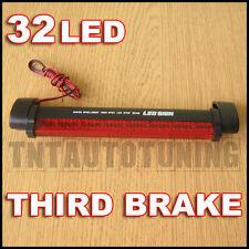 Lámpara De Freno Tercera Luz De Cola Trasero de detención de 3rd - 32 LED 12V Universal 3M instalación
