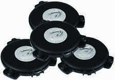 Dayton Audio TT25-16 Puck Tactile Transducer Mini Bass Shaker Exciter (4 Pack)
