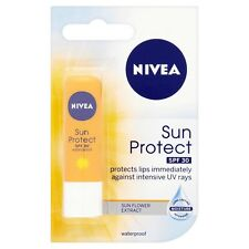 Nivea Sun Protección Spf 30 Water Ressistant Lip Balm Entrega Gratis