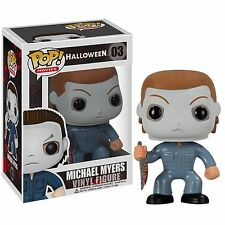 "HALLOWEEN MICHAEL MYERS 3.75"" VINYL FIGURE POP MOVIES BRAND NEW FUNKO"