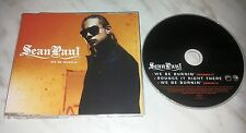 CD SEAN PAUL - WE BE BURNIN - SINGLE