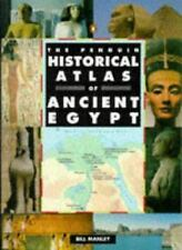Hist Atlas: The Penguin Historical Atlas of Ancient Egypt by Bill Manley...