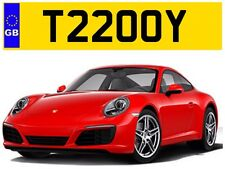T22 OOY TROY TROYS TOY TOYA TOYAH TOYOTA TERRY PRIVATE NUMBER PLATE AUDI LEXUS
