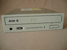 Acer 10X DVD-ROM Drive Internal 40X CD-ROM IDE DVP1040A *TESTED*