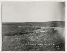 1903 Photograph Alaska Gold Rush Inmachuk River, No. 4 by Frank H Nowell, Nome