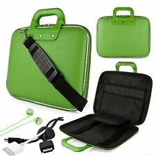 "Laptop Bag Carry Case For Apple MacBook Pro Air 13"" 13.3"" 11.6""+Ep Organizer"