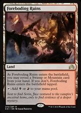 MTG Magic SOI FOIL - Foreboding Ruins/Ruines angoissantes, English/VO