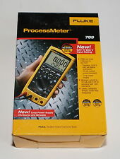 FLUKE 789 PROCESSMETER PROCESS METER LOOP CALIBRATOR BRAND NEW