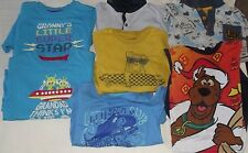Boys Clothes Bundle T Shirts Tops 3-4 Years
