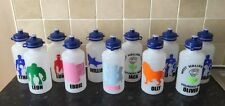 Personalise Your Water Bottle Vinyl decal sticker Football School Dance Karate