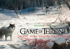 Game of Thrones Season 3 Repro POSTER