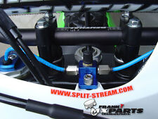 Splitstream uni Ventil Luft Gabel Kit 2013 2014 Kawasaki KXF 450 Kayaba PSF fork