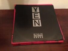 "YEN - BILLIE HOLIDAYS SHOES 12"" MAXI SYNTH POP"
