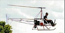 A-B Helicopters A/W 95 Ultralight Helicopter Wood Model Big New
