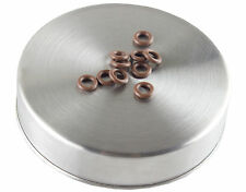 -008 o-ring 10 pack   hardness 70   brown color coded oring by Flasc Paintball