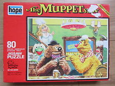 FAB RARE VINTAGE 1976 THE MUPPET SHOW 80 PIECE JIGSAW PUZZLE JIM HENSON MUPPETS