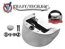Kraft Tech Horseshoe Oil Tank Bag Battery Box Rigid Hardtail Ironhead K15150 XL