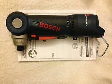 """New Bosch 12V Max Lithium Ion PS10BN 1/4"""" Multi Position Screwdriver Cordless"""