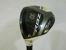 New LH TaylorMade Rocketballz Stage 2 Tour 18.5* 5 Fairway Wood Stiff flex RBZ 2