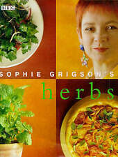 Sophie Grigson's Herbs by Sophie Grigson (Hardback, 1998) - First Edition.