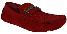Men's Giovanni Moccasin Loafers Casual Formal Slip On Wedding Dress Shoes Prom